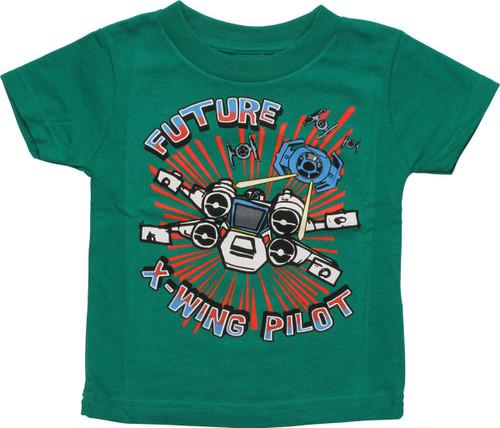 Star Wars Future X-Wing Pilot Infant T-Shirt