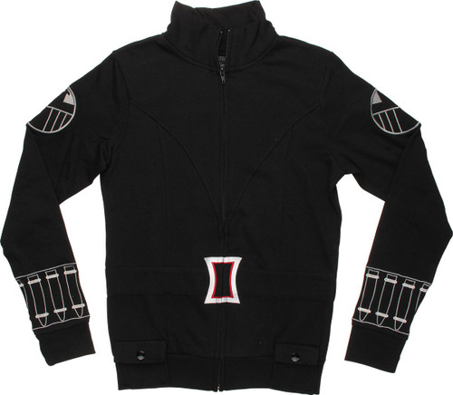 Black Widow Juniors Jacket