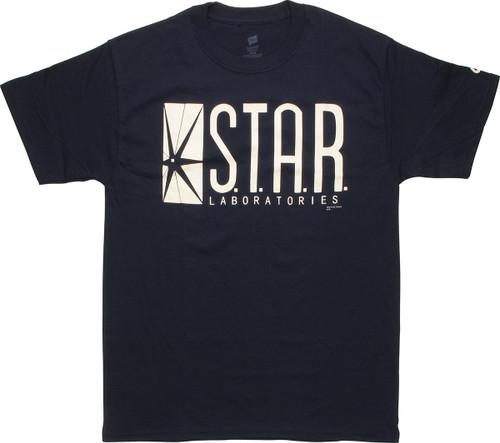 The Flash STAR Laboratories T-Shirt