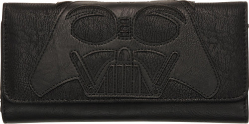 Star Wars Darth Vader Helmet Clutch Wallet