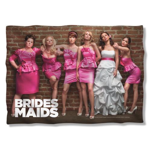 Bridesmaids Poster Pillow Case