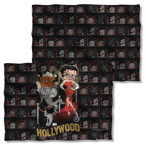 Betty Boop Hollywood Nights FB Pillow Case