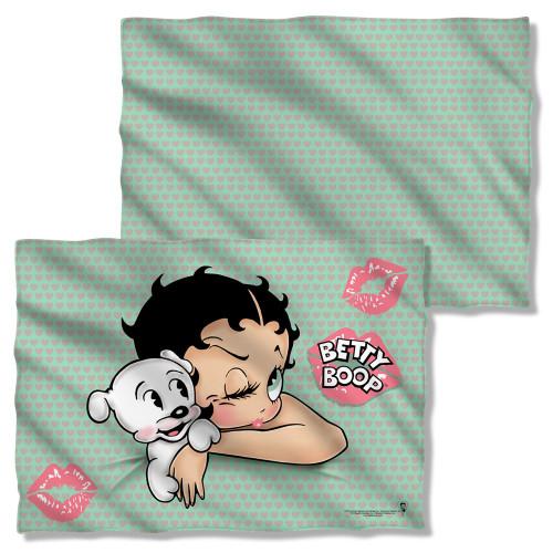Betty Boop Goodnight Kiss FB Pillow Case