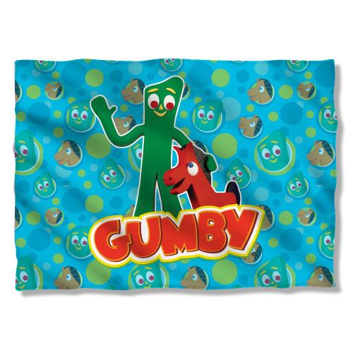Gumby Best Friends Pillow Case