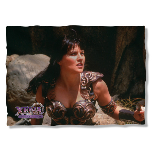 Xena Warrior Pillow Case
