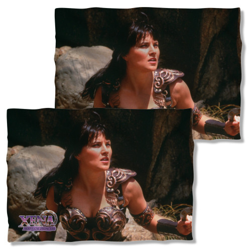 Xena Warrior FB Pillow Case