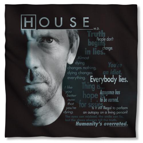 House Houseisms Bandana