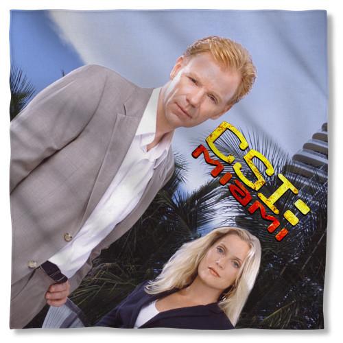 CSI: Miami Blue Sky Bandana