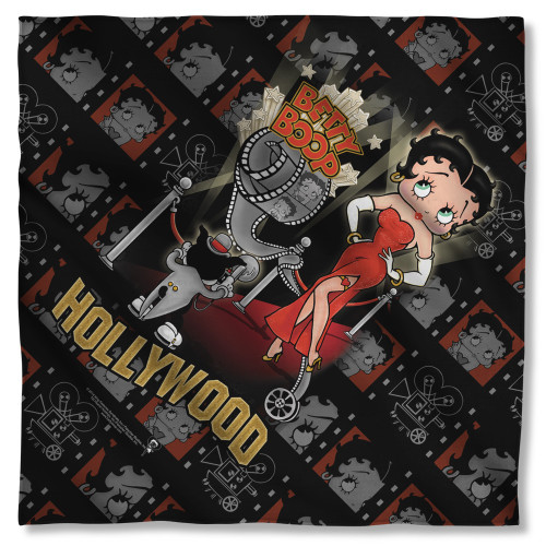 Betty Boop Hollywood Nights Bandana
