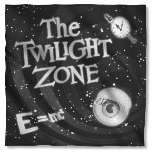 Twilight Zone Another Dimension Bandana