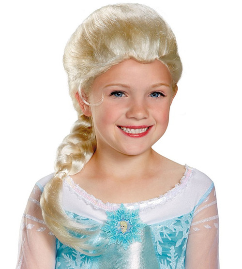 Frozen Elsa Child Wig