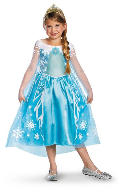 Frozen Elsa Deluxe Child Costume
