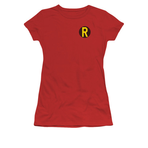Robin Logo Block R Juniors T Shirt