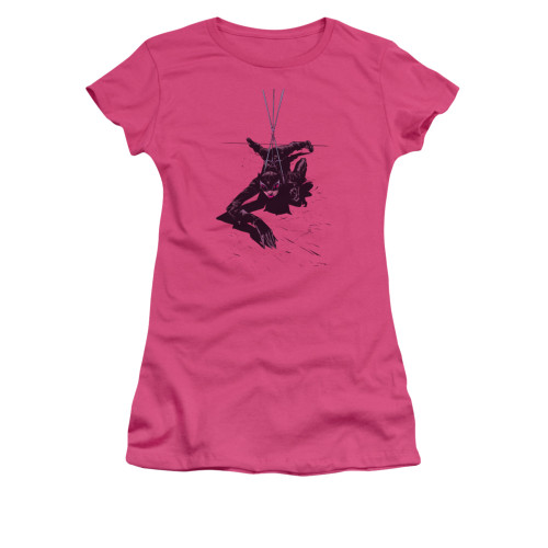 Catwoman Rope Juniors T Shirt