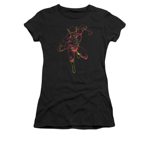 Flash Neon Flash Juniors T Shirt