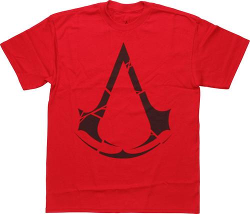 Assassins Creed Rogue Logo Youth T-Shirt