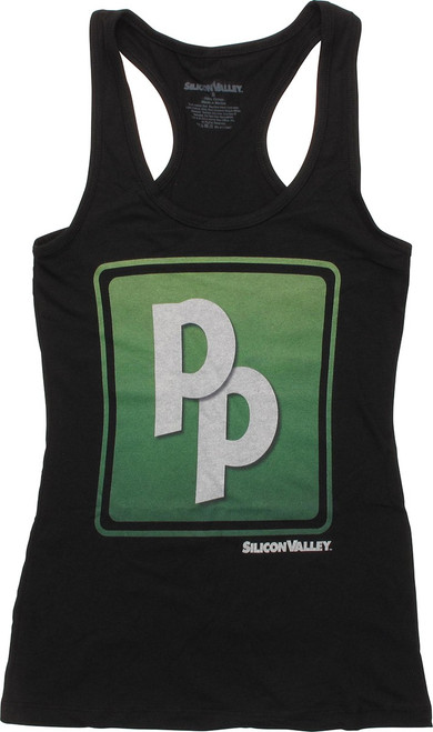 Silicon Valley PP Logo Junior Tank Top