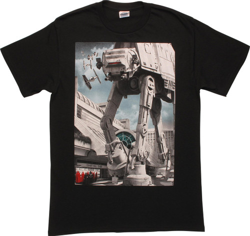 Star Wars ATAT SDCC Hall T-Shirt