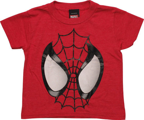 Spiderman HD Big Eyes Toddler T Shirt