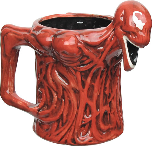 Carnage 2 Handled Sculpted Mug