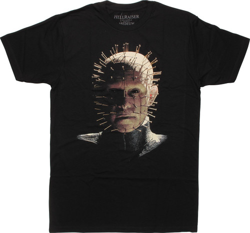 Hellraiser Pinhead T-Shirt Sheer