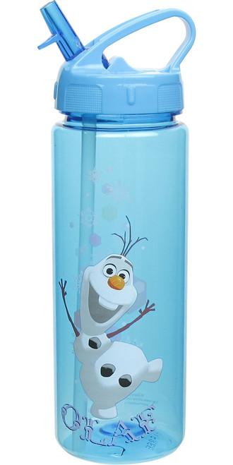 Frozen Olaf Blue Water Bottle