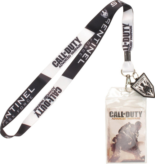 Call of Duty Advanced Warfare Sentinel Lanyard