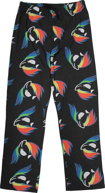 My Little Pony Rainbow Dash Lounge Pants