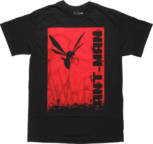 Ant-Man Skeeter Poster T-Shirt