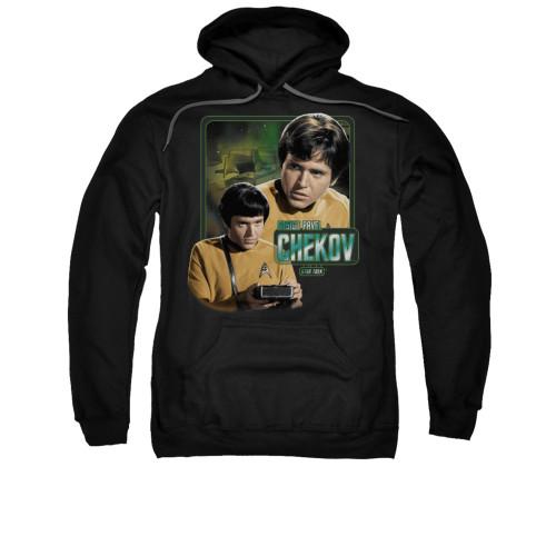 Star Trek Ensign Chekov Pullover Hoodie