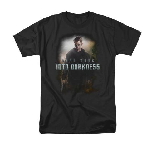 Star Trek Darkness Kirk T Shirt