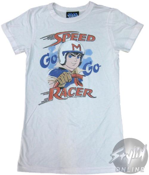 Speed Racer Go Go Baby Tee