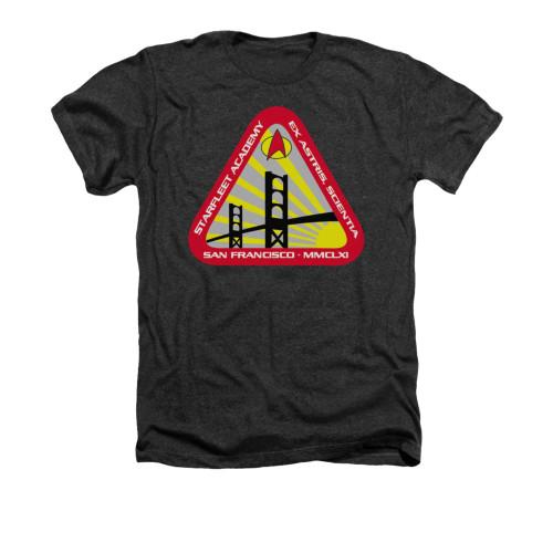 Star Trek Starfleet Academy Heather T Shirt
