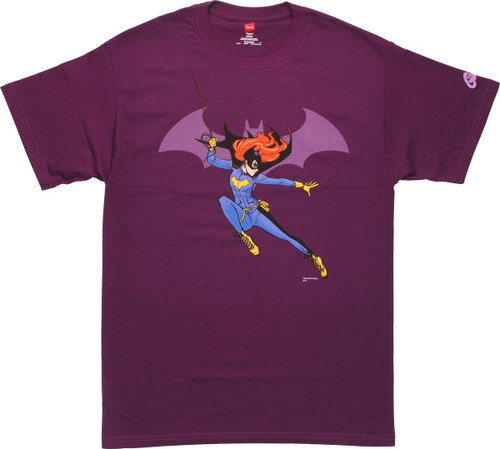 Batgirl Attitude Swing T-Shirt