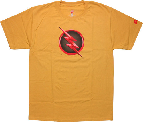 Flash TV Reverse Symbol T-Shirt