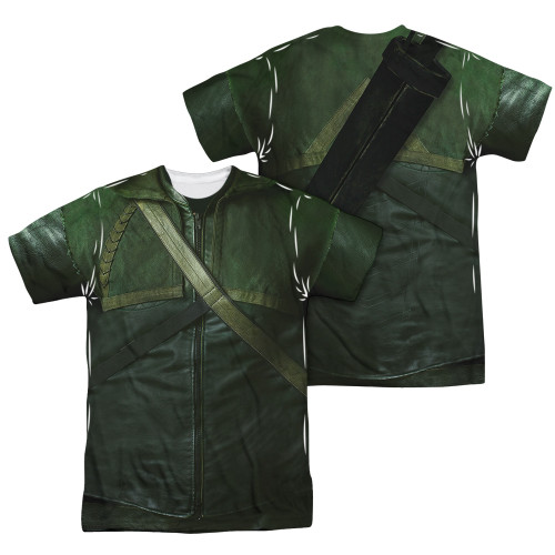 Green Arrow TV Uniform FB Sublimated T Shirt