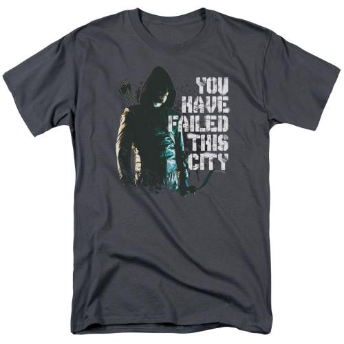 Green Arrow TV You Have Failed T Shirt