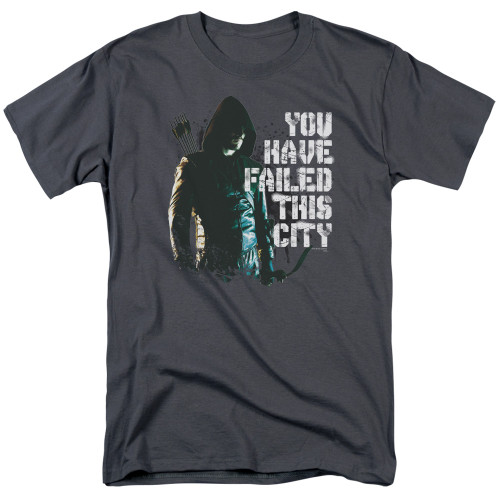 Green Arrow TV You Have Failed T Shirt