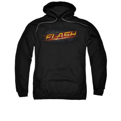 Flash TV Logo Pullover Hoodie