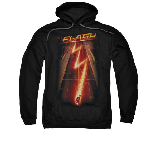 Flash TV Bolt Avenue Pullover Hoodie