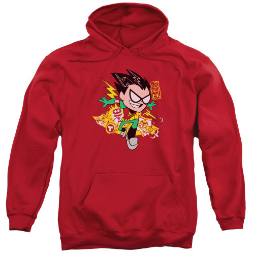 Teen Titans Go Robin Pullover Hoodie