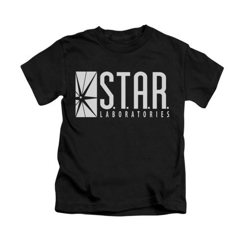 Flash TV STAR Labs Juvenile T Shirt