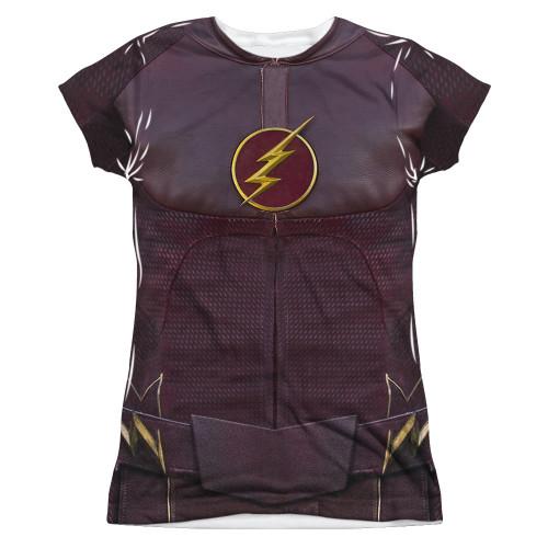 Flash TV Uniform Sub Juniors T Shirt