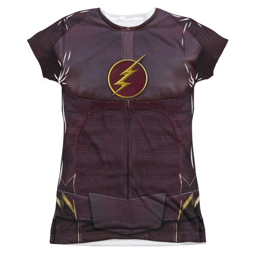 Flash TV Uniform Sub Juniors T Shirt