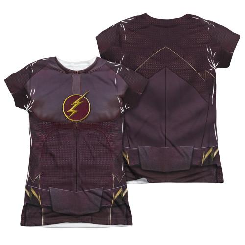 Flash TV Uniform FB Sub Juniors T Shirt