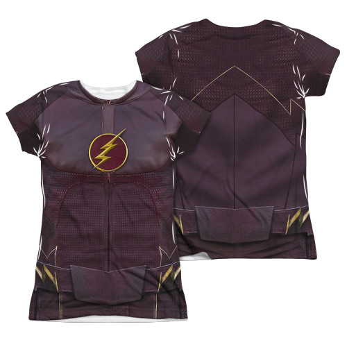 Flash TV Uniform FB Sub Juniors T Shirt