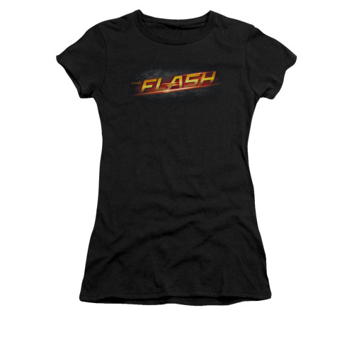 Flash TV Logo Juniors T Shirt