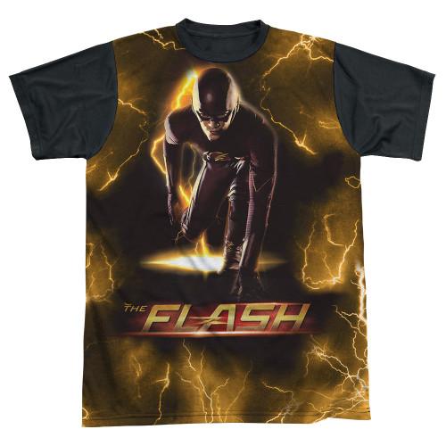 Flash TV Bolt BB Sublimated T Shirt