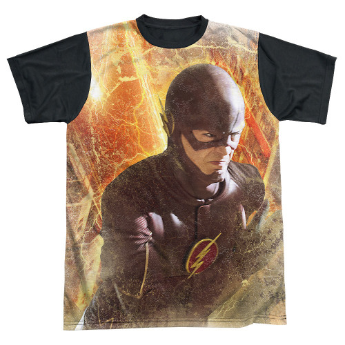 Flash TV Town BB Sublimated T Shirt