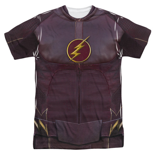 Flash TV Uniform Sublimated T Shirt